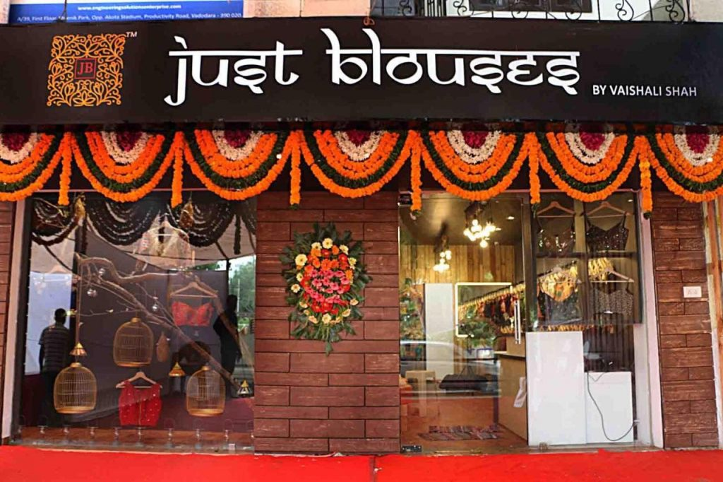 Vaishali Shah, A Fashion Entrepreneur Owning the Fashion Game for Designer Blouses