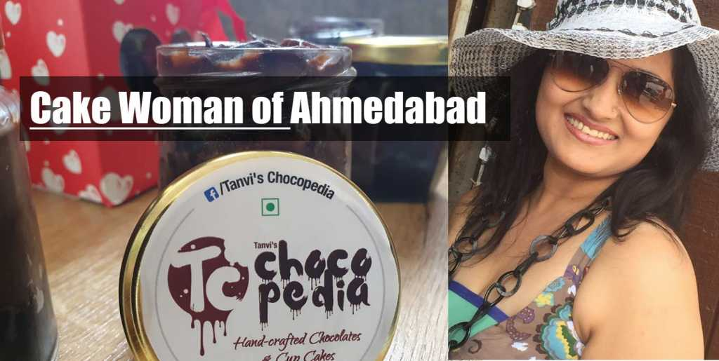 The Story of 'Cake Woman of Ahmedabad', Chocopedia who rule hearts with her cakes