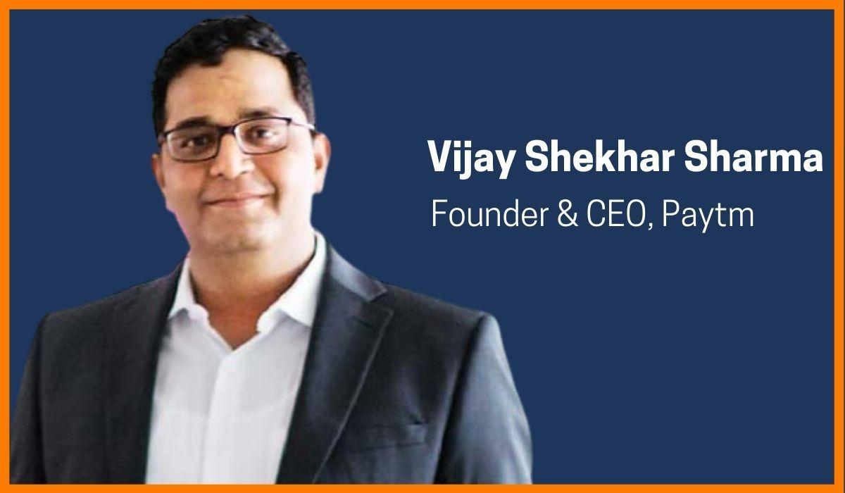 The Story of Vijay Shekhar Sharma: From Hindi Medium to Building a Silicon Valley!