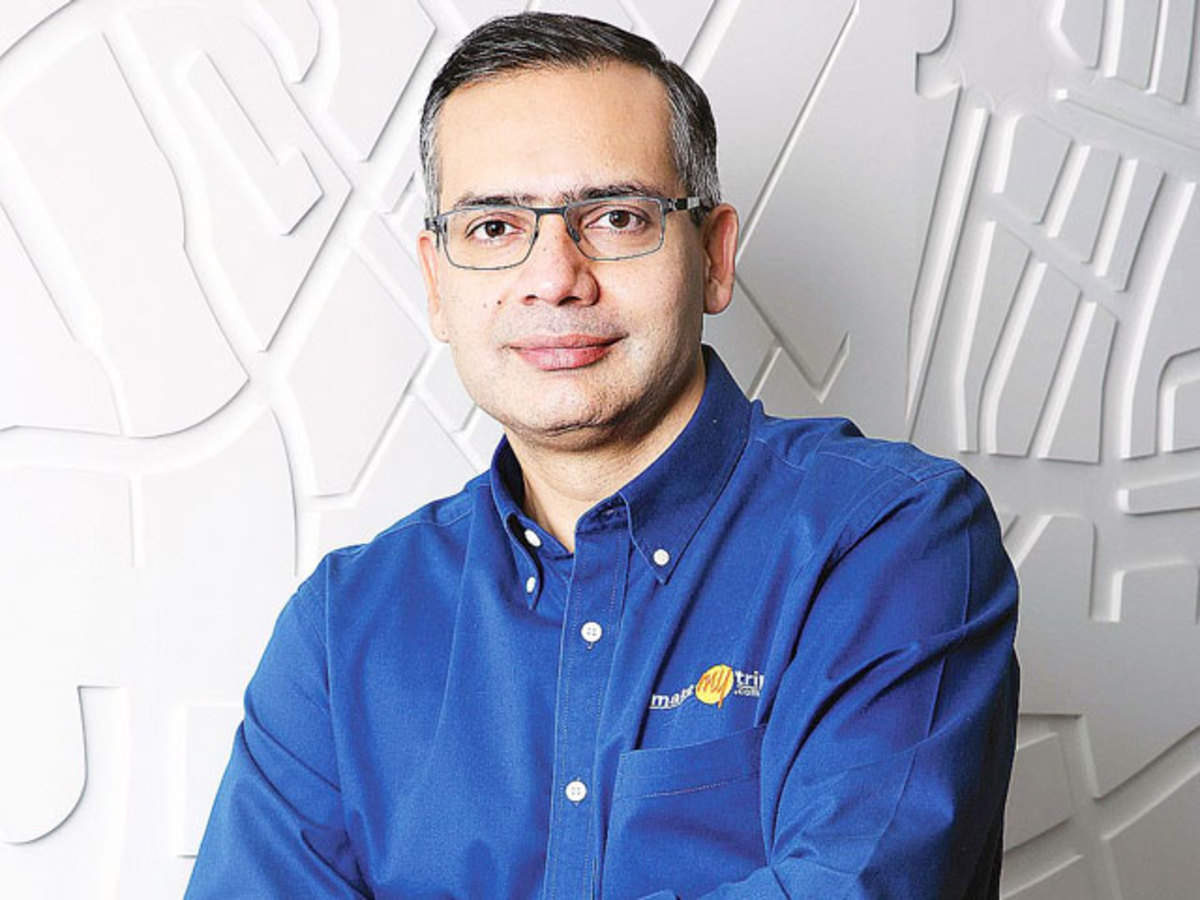 Deep Kalra: Travel Booking Made Easy Through MakeMyTrip