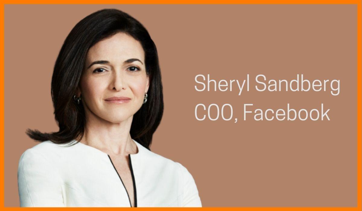 Sheryl Sandberg: The Inspirational Entrepreneur