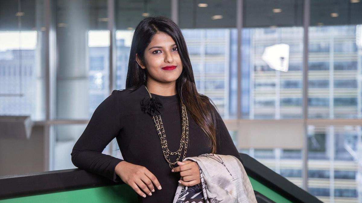 Meet the First Indian Woman Ankiti Bose, CEO of a Nearly $1 Billion Startup