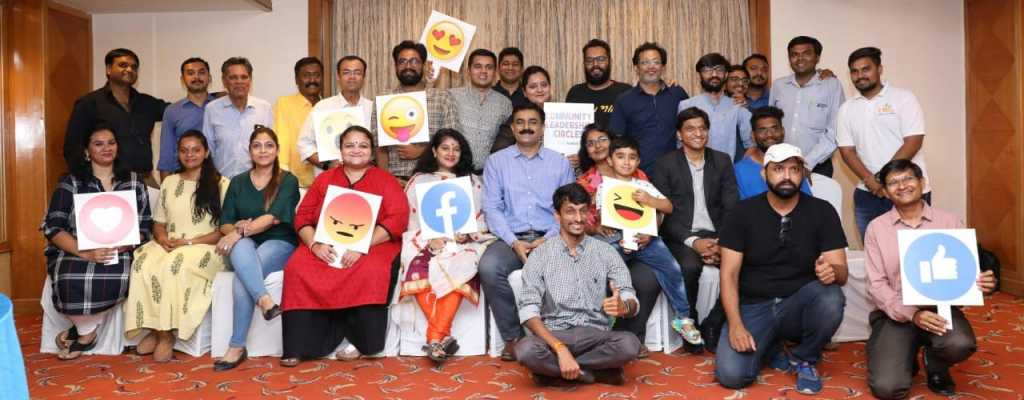 Devisha Jatakia from the Entrepreneur Excel community is leading the Facebook CLC circle of Ahmedabad.