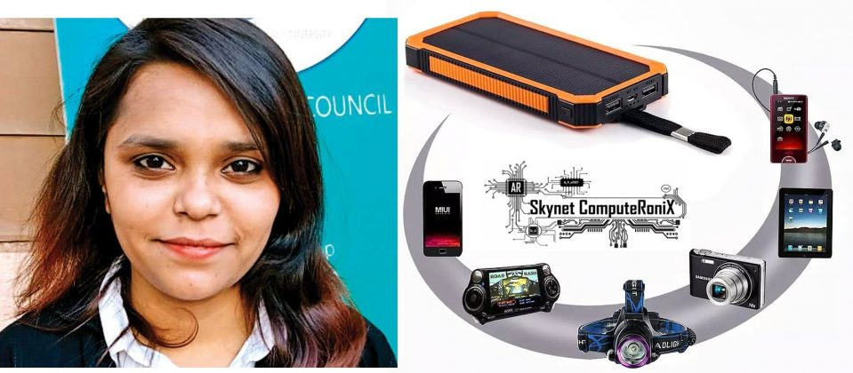 Auto-rickshaw driver's daughter Rehnuma Sodawala helping disabled people through technology and innovation