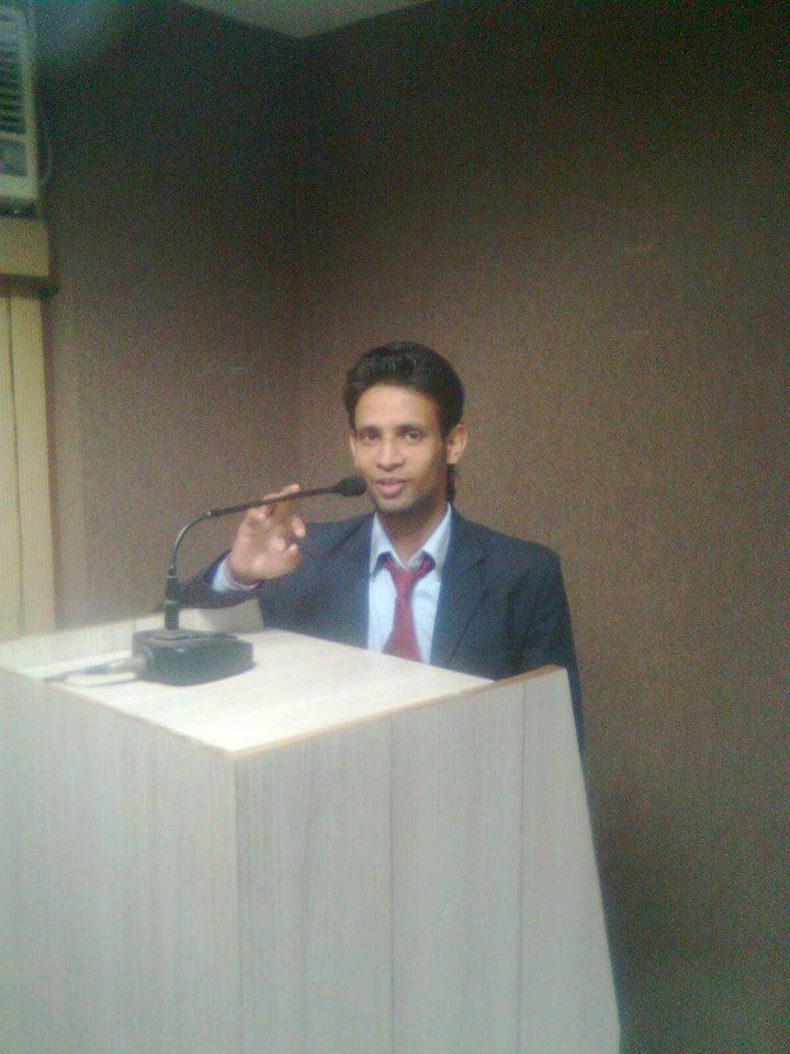 Puneet Singh Raghav